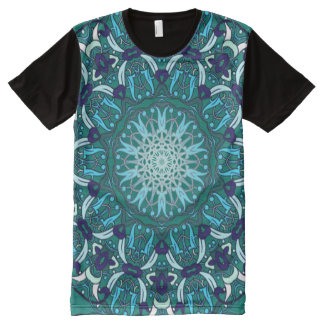 Storyteller (lush meadow green) All-Over print T-Shirt