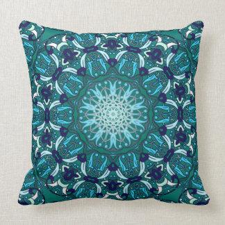 Storyteller (lush meadow green) cushion