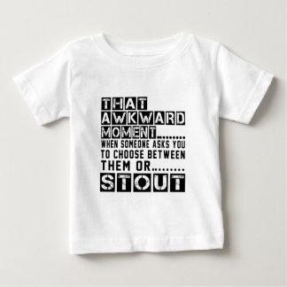Stout. Designs Tee Shirt