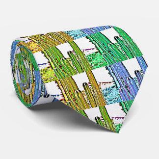 Stove Pipe Cactus Pop Art Tie