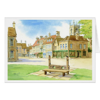 STOW ON THE WOLD STOCKS CARD
