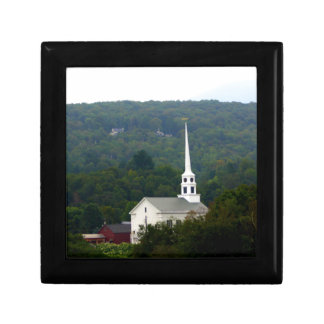 Stowe Community Church Small Square Gift Box