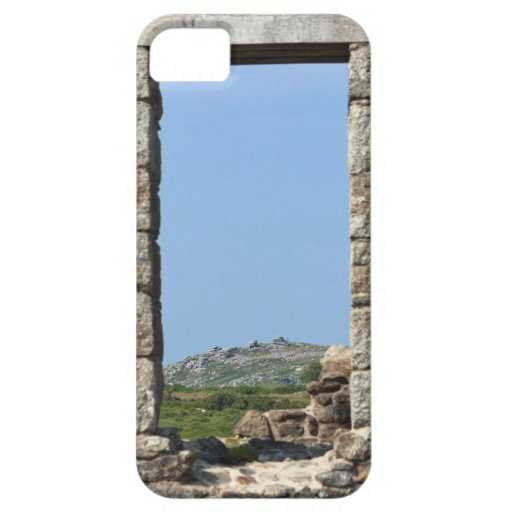 Stowe's Hill Window, Minions, Cornwall, UK iPhone 5/5S Cases