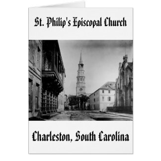 stp, St. Philip's Episcopal Church Card