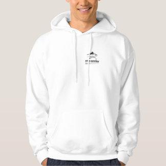 str8 logo. in the paint hood wrdz-1 hoodies