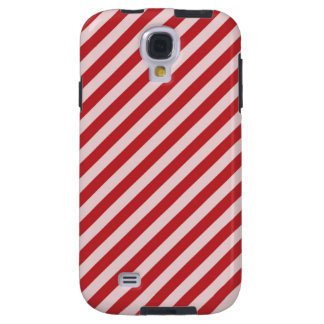 STR-RD-1 Red and white candy cane striped