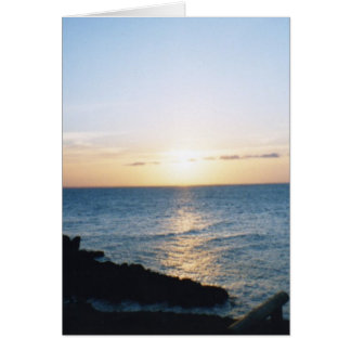 Stradbroke Island Greeting Card