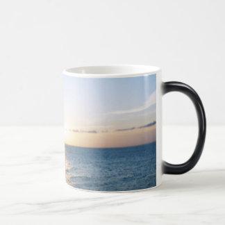 Stradbroke Island Morphing Mug