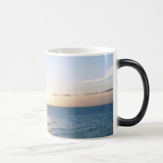 Stradbroke Island 11 Oz Magic Heat Color-Changing Coffee Mug