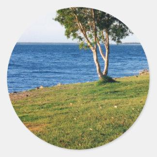 Stradbroke Island Sticker