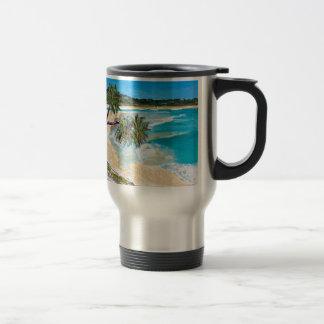 'Straddie Views' Travel Mug