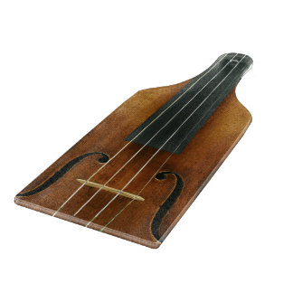 Stradivari Close-Up Cutting Board