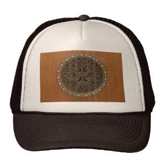 Stradivarius Guitar Baseball Cap Trucker Hat