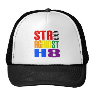 Straight Against Hate LGBT Ally Cap