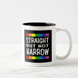Straight But Not Narrow Mug