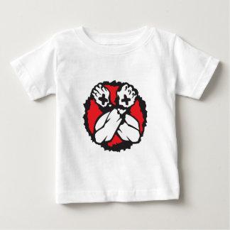 Straight Edge (D) Baby T-Shirt