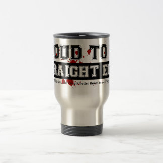 Straight Edge Mug