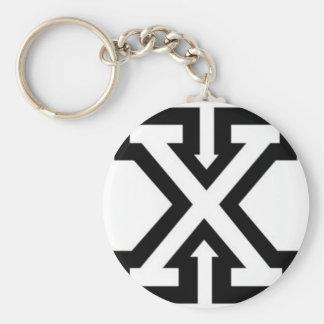 straight-edge-xxx-wp key ring