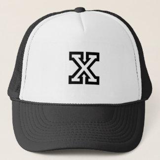 straight-edge-xxx-wp trucker hat