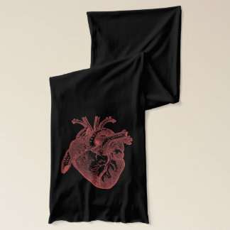 Straight From The Heart Gifts For Medical Nerds Scarf