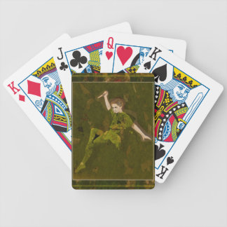 Straight On Till Morning Deck Of Cards