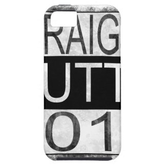 Straight outta 2017 tough iPhone 5 case