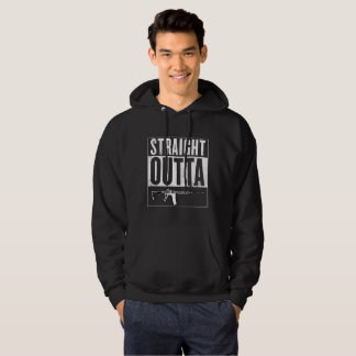 Straight Outta 2nd Amend Hoodie