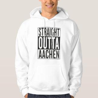 straight outta Aachen Hoodie