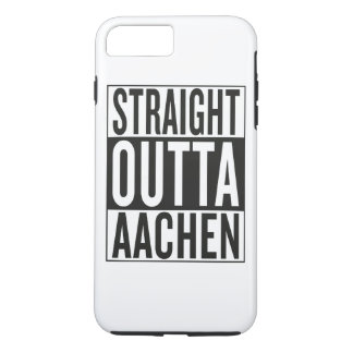 straight outta Aachen iPhone 7 Plus Case