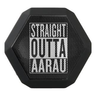 straight outta Aarau Black Bluetooth Speaker