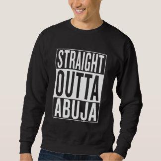 straight outta Abuja Sweatshirt
