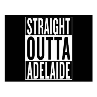 straight outta Adelaide Postcard