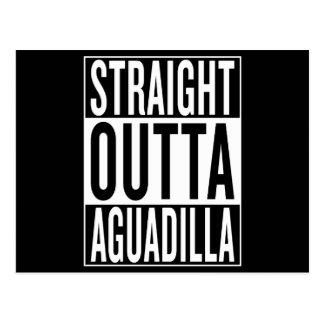 straight outta Aguadilla Postcard