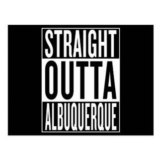 straight outta Albuquerque Postcard