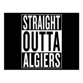straight outta Algiers Postcard