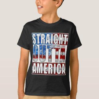 Straight Outta America.jpg T-Shirt