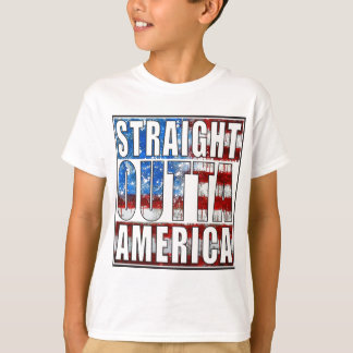 Straight Outta America T-Shirt