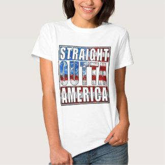Straight Outta America Shirt