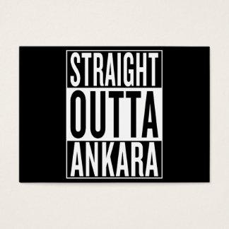 straight outta Ankara Business Card