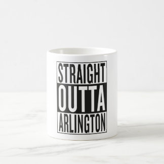 straight outta Arlington Coffee Mug