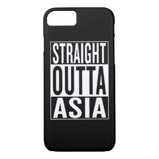 straight outta Asia iPhone 7 Case