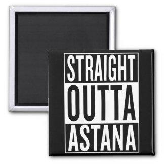 straight outta Astana Magnet