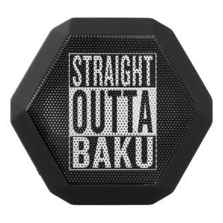 straight outta Baku Black Bluetooth Speaker