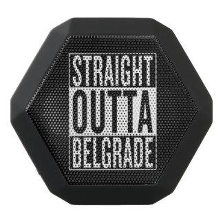 straight outta Belgrade
