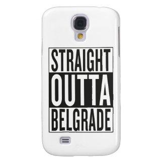 straight outta Belgrade Galaxy S4 Covers