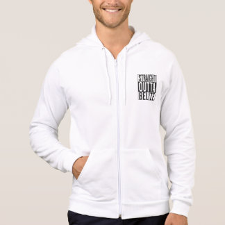 straight outta Belize Hoodie