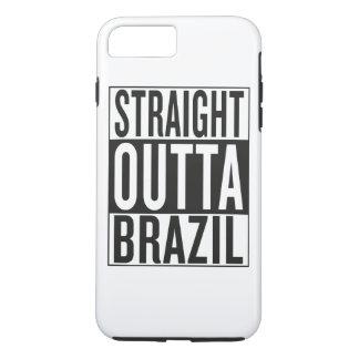 straight outta Brazil iPhone 7 Plus Case
