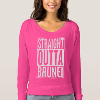 straight outta Brunei T-Shirt