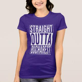 straight outta Bucharest T-Shirt
