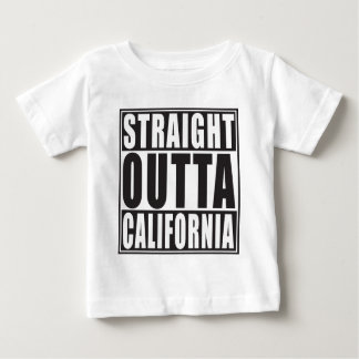 Straight Outta California Tshirts